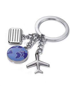 מחזיק מפתחות טיסה נעימה