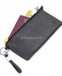 ארנק לטיסות ולנסיעות