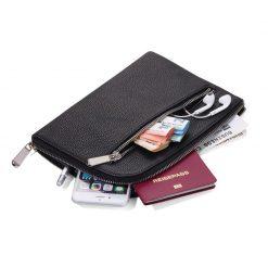 תיק מסמכים מעוצב לנסיעות