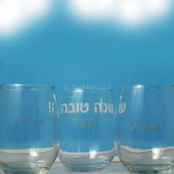 מארז כוסות מעוצב