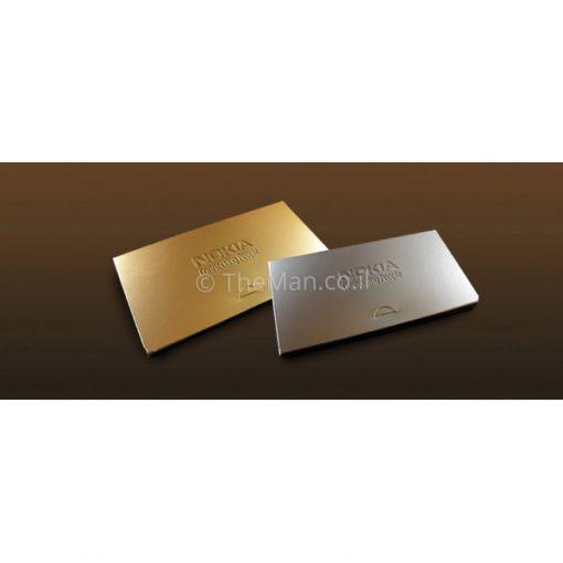 קופסאות זהב כסף שוקולד