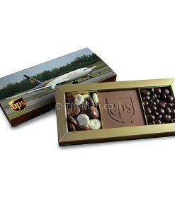 שוקולד מתנה אישית לחג