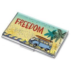 קופסת כרטיסי ביקור רטרו