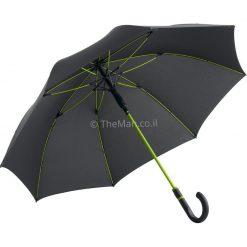 מטריה מדליקה עם צלעות בצבע