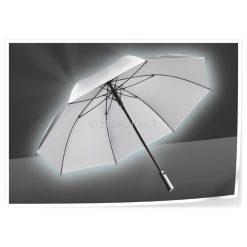 מטריה גדולה מחזירת אור