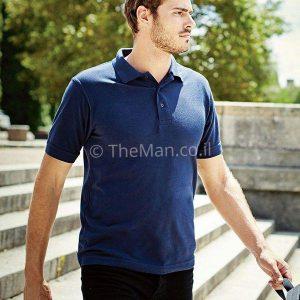 חולצת פולו קלאסית לגברים