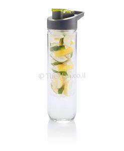 בקבוק מים - אינפיוזר פירות