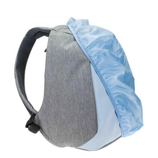 תיק גב עם כיסוי גשם BOBBY COMAPCT