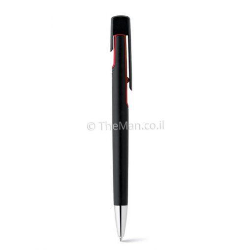 עט לחלוקה בתערוכה, עם אדום עט צבעוני מדליק