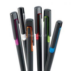 מתנת שיווק עטים, מתנה ללקוחות, עט צבעוני מדליק