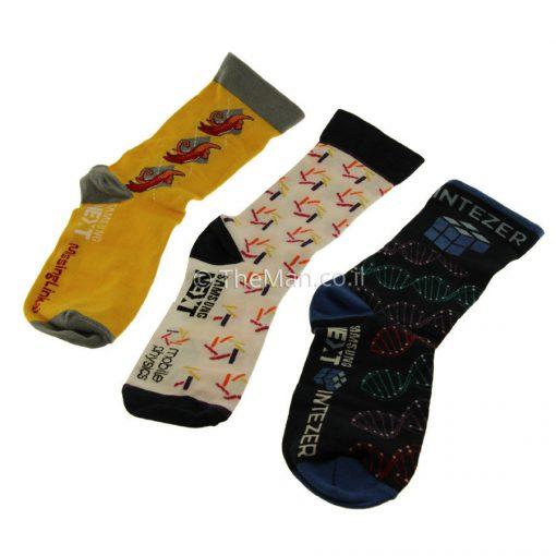 גרביים ממותגות מתנה לעובדים