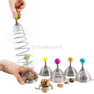 מפצח אגוזים NOMI בצבעים לחג הפסח