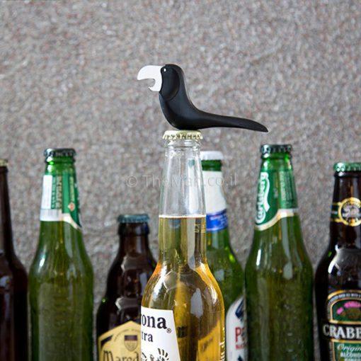 בירדי מגנט עם פותחן בקבוקים