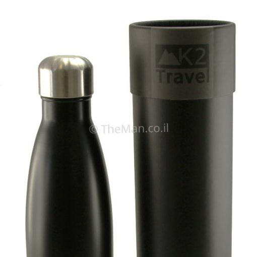 K2-TRAVEL- בקבוק תרמי לטיולים