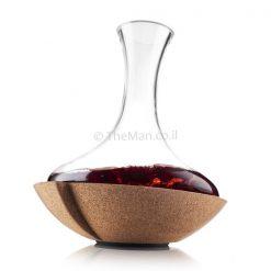 Swirling-carafe קראף מערבל יין