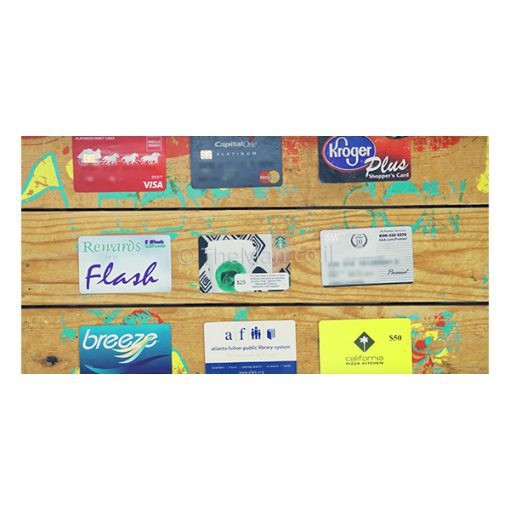 מגוון כרטיסים לטעינה בכרטיס ה-FUZE