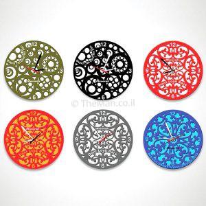 שעון קיר פתגמים