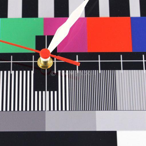 מתנה למשרד שעון קיר טלוויזיה חינוכית