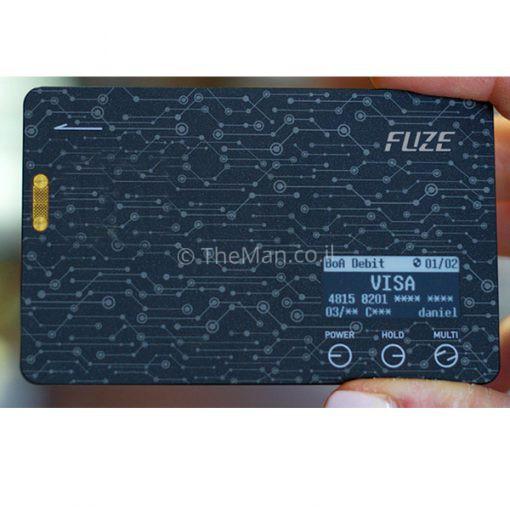 FUZE CARD NO CHIP
