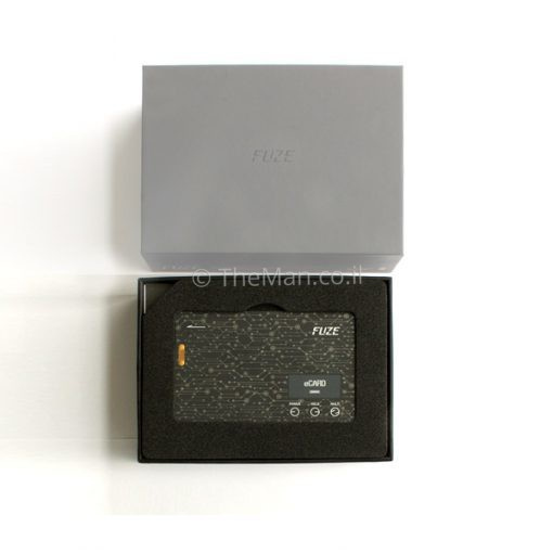 FUZE CARD WITH BOX