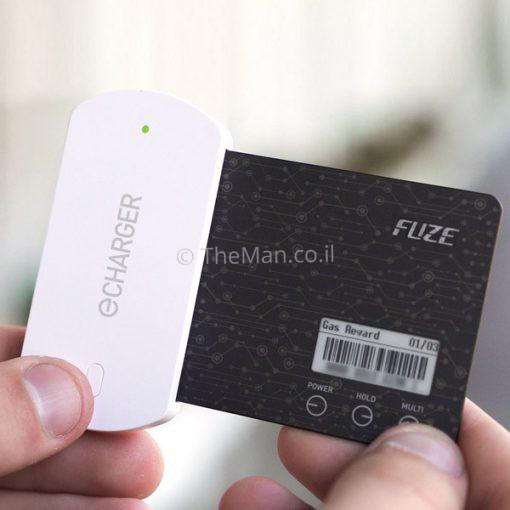 הטענה של פיוז כארד FUZE CARD