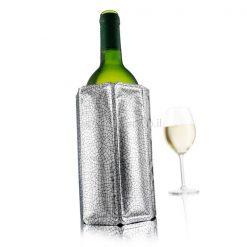 מצנן יין כסוף