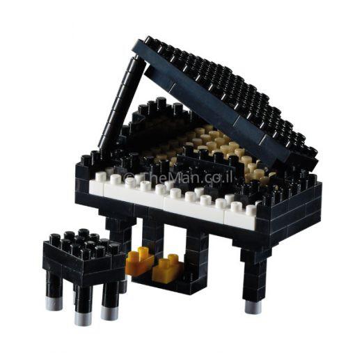 פסנתר משחק הרכבה מיניאטורי