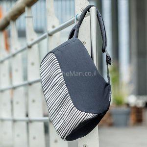 Bobby Compact Anti Theft Backpack Zebra