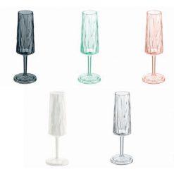 כוסות שמפניה SUPERGLAS