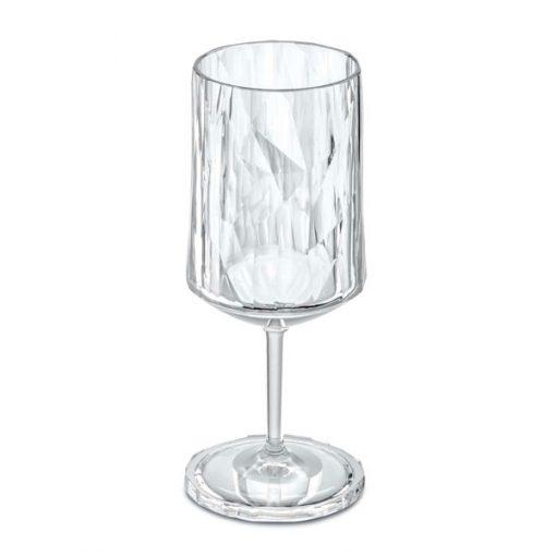 כוס יין SUPERGLAS שקופה