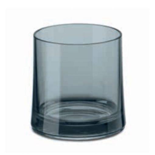 כוס SUPERGLAS לשימוש יומיומי אפורה