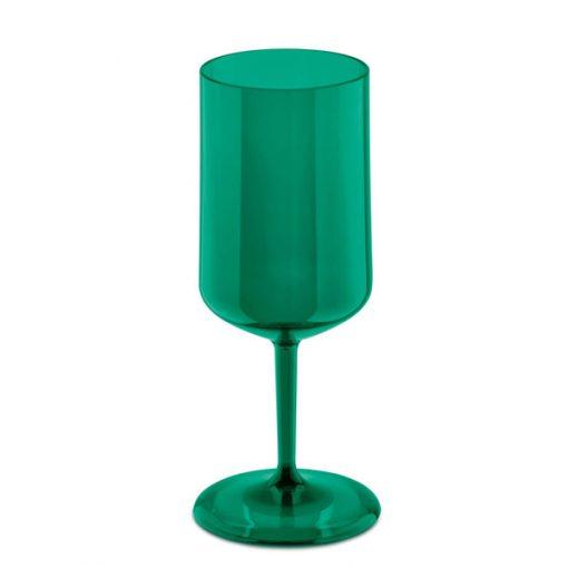 כוס יין SUPERGLAS קלאסית ירוקה