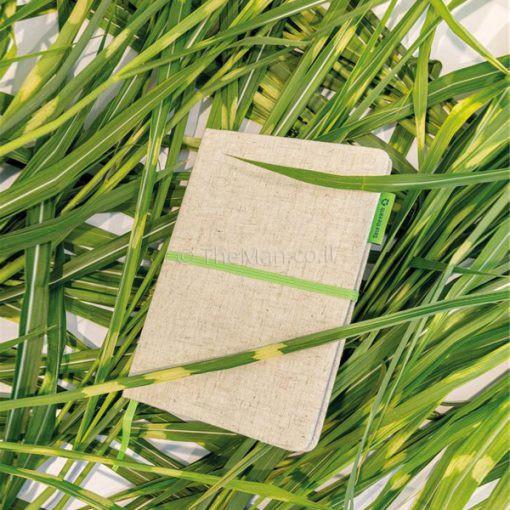 מחברת דשא