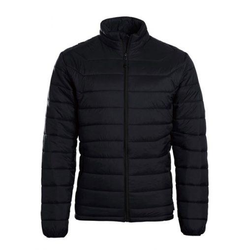 מעיל שחור קל משקל לגבר
