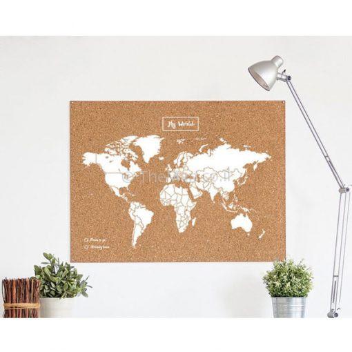 מפת העולם משעם