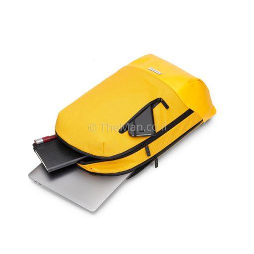 תיק צהוב