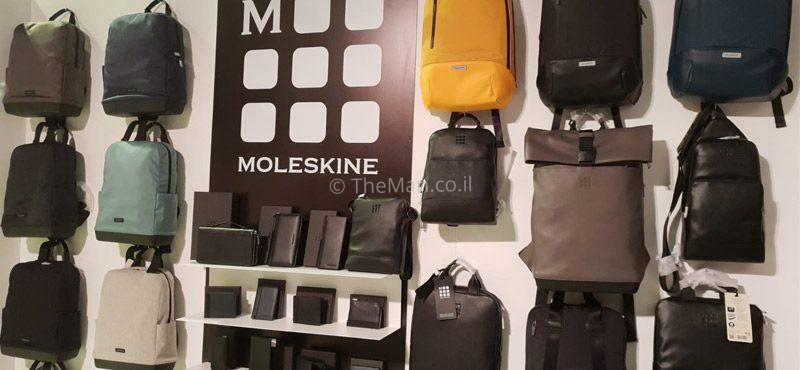 תיקי MOLESKINE