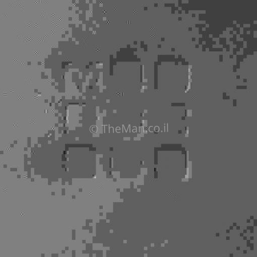 מולסקין אפור