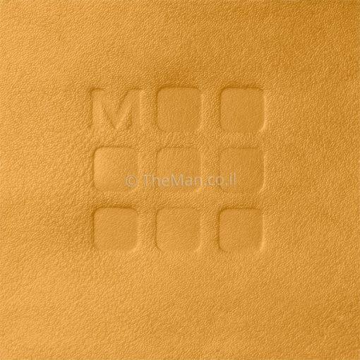 מולסקין צהוב