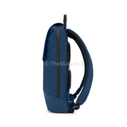 תיק גב למחשב נייד בצבע כחול