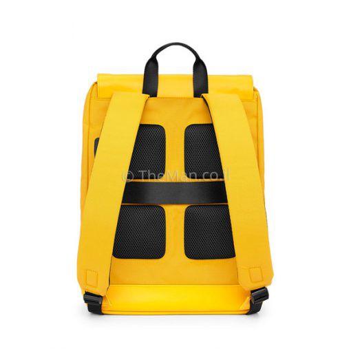תיק גב צהוב למחשב נייד