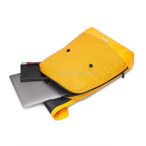 תיק צהוב של מולסקין