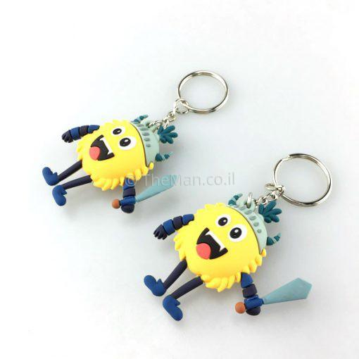 מחזיקי-מפתחות-בובות-ממותגות