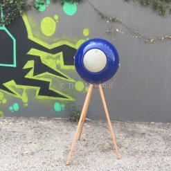 רמקול בלוטוס כחול סגול UB+