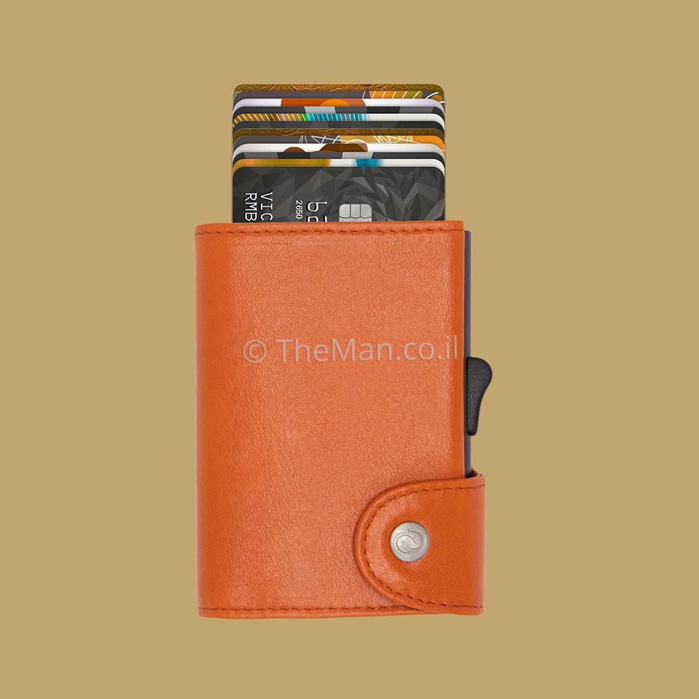 XL-Coin-Wallet--ארנק-מאובטח-לכרטיסי-אשראי-ומטבעות