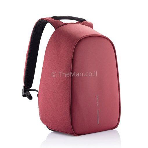 תיק בובי הירו REGULAR בצבע אדום