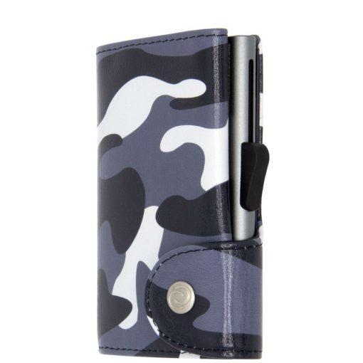 Camouflage-Black C SECURE ארנק כרטיסים מאובטח