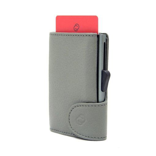SINGLE WALLET C SECURE ארנק לשמירה על כרטיסי אשראי