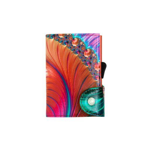 SHELL C SECURE ארנק כרטיסים צבעוני מתנות רווחה