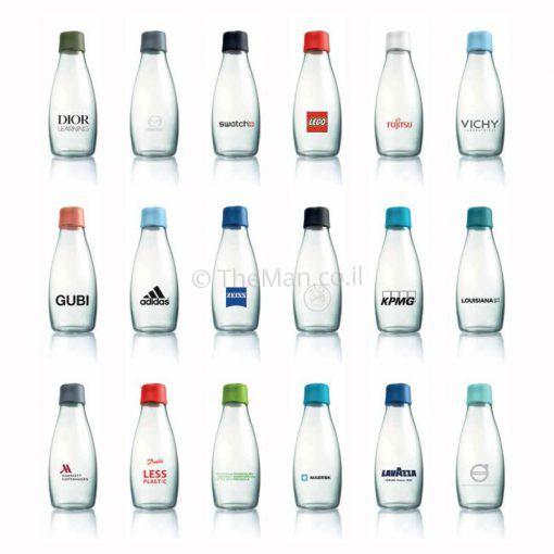 בקבוקים-ממותגים